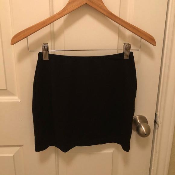 American Apparel Dresses & Skirts - Medium Black Mini Skirt from American Apparel